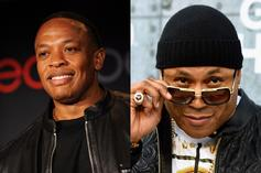 """LL Cool J & Dr. Dre Trade Stories In Wide-Ranging """"Rock The Bells"""" Talk"""