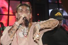 A 6th Defendant Joins Tekashi 6ix9ine In Pleading Guilty Over Narco & Weapons Charges