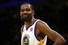 """Kevin Durant """"100% Undecided"""" On Where He'll Sign, Says Agent"""
