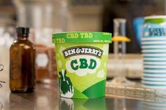 """Ben & Jerry Promise To Debut CBD-Infused Ice Cream """"As Soon As It's Legalized"""""""