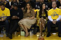Warriors Owner's Wife Receives Death Threats After Viral Beyonce Moment