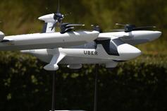 Uber Plans To Have Flying Taxis By 2023