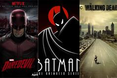 The Best Comic Book Shows Of All Time