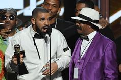 "Drake's Dad Dennis Graham Details His Son's Acting Start: He ""Was Different"""