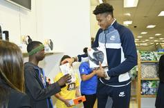 """Giannis Antetokounmpo Sparks 662% Increase In Babies Named """"Giannis"""""""