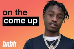 """Lil Tjay Updates Fans On Debut Album Status In """"On The Come Up"""""""