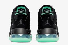 "Jordan Mars 270 Dazzles With ""Green Glow"" Model: Detailed Look"