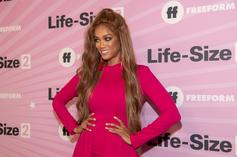 """Tyra Banks Moves To Trademark """"Smize Cream"""" For Her New Ice Cream"""