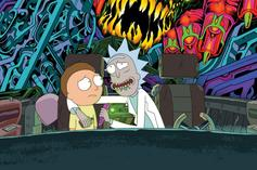 """""""Rick And Morty,"""" Adult Swim Celebrate July 4th With Releasing Psychedelic Vignette"""