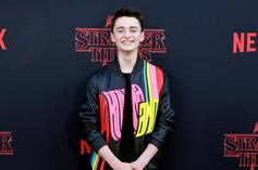"""Stranger Things'"" Noah Schnapp Talks How To ""Interpret"" Will's Sexuality"