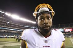 Josh Norman Responds To Criticism After Viral Bull-Jumping Video
