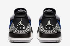 "Jordan Legacy 312 Low ""Royal"" Pays Homage To A Classic: Official Images"