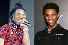 """A Boogie Wit Da Hoodie Talks Friendship With Lil Uzi Vert: """"This Sh*t Is Real Life"""""""