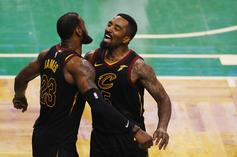 """JR Smith Goes """"Sicko Mode"""" In Workout With LeBron James: Watch"""