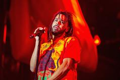 """J. Cole Says Gang Starr's """"Family & Loyalty"""" Is The Last Feature Verse He'll Ever Do"""