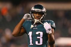 Nelson Agholor Responds To Man Who Dissed Him After Heroic Act