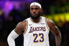 LeBron James Mocked By South Park For His Recent Criticisms Of Daryl Morey