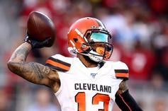 Odell Beckham Jr. Claims He's Open To Playing Second Pro Sport