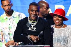 """DaBaby Shows Off His Jewelry Collection, Says First $20K Chain Was A Gift From """"A Girl"""""""