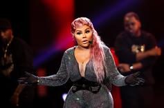 """Lil Kim Explains Why There Was """"Tension"""" On Set For """"Lady Marmalade"""" Video"""