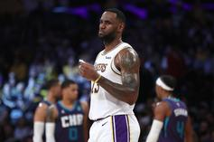 LeBron James Has Hilarious Response To Reporter's Bizarre Question: Watch