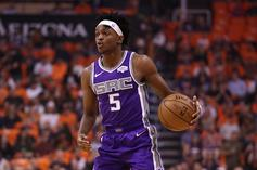 Kings Announce De'Aaron Fox Injury Update: Timetable For Return Revealed