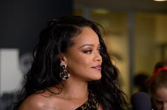 "Rihanna Is Working On ""Balance"" & Will Not Put Up With Your Album Pestering"