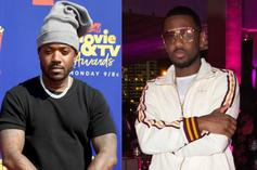 "Ray J Blames Himself For Fabolous Beef: ""Too Much Fun Then Tweaking Out"""