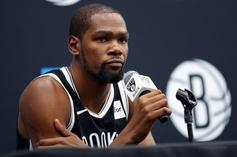 Kevin Durant Engages In War Of Words With Fans Over Nets Relevancy