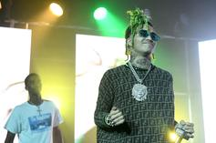 Lil Pump Implies He Doesn't Shower & Gets Soaked In Trollery