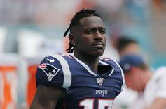 """Antonio Brown Releases Brand New """"Finish Strong"""" Freestyle: Listen"""