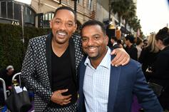 "Will Smith Praised By ""Fresh Prince"" Co-Star Alfonso Ribeiro: ""That's Family"""