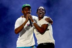 A$AP Rocky Hangs Up On Tyler, The Creator For Being Weird