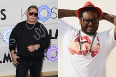 Scott Storch & T-Pain Are Having A Beat Battle Tonight