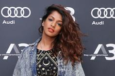 """M.I.A. Clarifies Anti-Vaxx Comments: """"I'm Not Against Vaccines"""""""