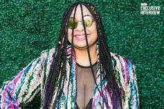 Raven-Symoné Bares It All: Growing Up In The Industry & Sometimes Feeling Like Jigga