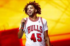 """J. Cole's """"Immortal"""" Goes Platinum With No Features"""