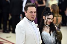 Elon Musk & Grimes Change Baby Name From X Æ A-12