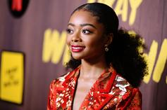 Skai Jackson Is Putting Racists On Blast