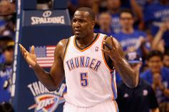 """Kendrick Perkins Passionately Responds To KD Calling Him A """"Sell Out"""""""