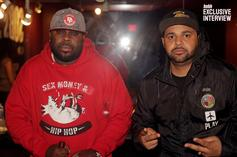 """KXNG Crooked & Joell Ortiz Deep Dive Into """"H.A.R.D,"""" Slaughterhouse History, Eminem & More"""
