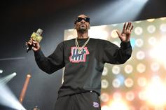 """Snoop Dogg Officially Launches Wine Line With The """"Snoop Cali Red"""""""