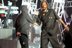 Snoop Dogg Says Eminem Isn't A Top 10 Rapper
