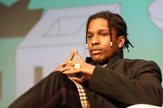 A$AP Rocky, Wiz Khalifa, & Juicy J Are Cooking Up
