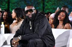 Rick Ross Manifests Kanye West's Sunday Service Return At His House