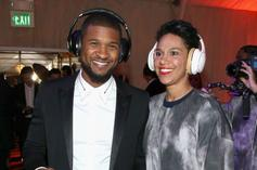 "Usher's Ex-Wife Grace Miguel Talks Rebuilding After ""Divorce Number Three"""