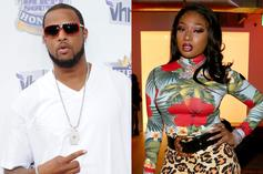 "Slim Thug Hasn't Given Up On Meg Thee Stallion: ""Let Me Be Yo Video Ho"""