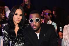 """Fabolous & Emily B Share Pics From Their """"In Bloom"""" Baby Shower Brunch"""