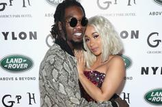 "Cardi B ""Does Not Trust Offset"" After Rumors Of Cheating Surface: Report"