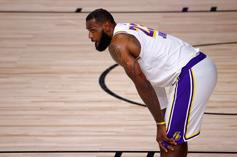 LeBron James & Lakers Complained To NBA About Free-Throw Disparity